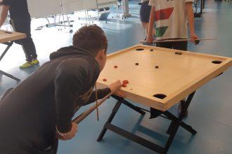 Noskaidroti galda tenisa un novusa sacensību uzvarētāji