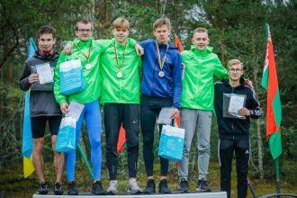 Ilūkstieši veiksmīgi nostartēja Lietuvas čempionātā
