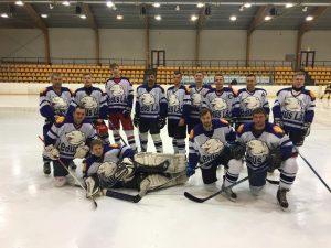 Ilūkstē izveidota jauna hokeja komanda