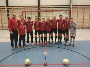 Iepriecina Sporta skolas audzēkņu pirmās uzvaras jaunajā futbola sezonā
