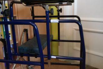 Sociālajā dienestā pieejami palīglīdzekļi senioriem ar kustību traucējumiem