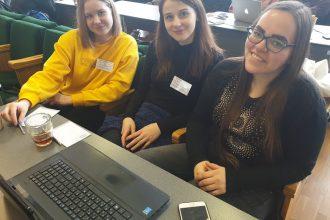 Ilūkstes Raiņa vidusskolas skolēni piedalījās biznesa simulācijas spēļu konkursā