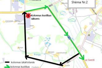 Informācija par protesta akciju pret Administratīvi teritoriālo reformu
