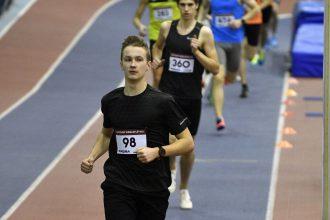 Santis Setkovskis uzvarēja Kuldīgā