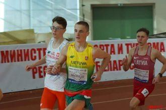Santim Setkovskim jauns rekords Minskā