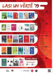 """Novada bibliotēkas pateicas visiem """"Bērnu žūrijas"""" lasīšanas maratona dalībniekiem"""