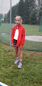 Ilūkstes novada Sporta skolas vieglatlēti sacenšas Igaunijā