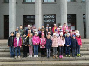 Pirmklasnieki apmeklēja Daugavpils teātri