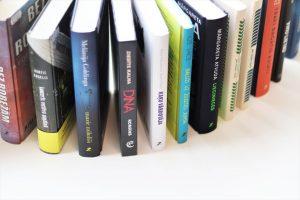 Novada centrālā bibliotēka aicina iepazīties ar jaunākajām grāmatām