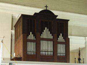 """Realizēts projekts """"Ilūkstes katoļu baznīcas ērģeļu atjaunošana un simtgades svinības"""""""