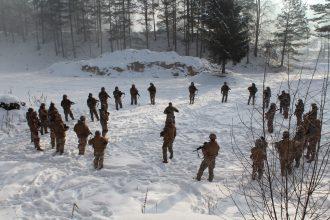 Notiks Zemessardzes 3. Latgales brigādes zemessargu pamatapmācības nometne