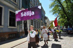 Sēlijas kopienas pauž neizpratni par Sēlijas ģerboņa izveides procesu