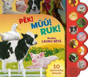 Iepazīsties ar Ilūkstes pilsētas Bērnu bibliotēkas jaunajām grāmatām!