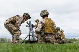 """Zemessardzes 3. Latgales brigādes karavīri piedalīsies starptautiskajās mācībās """"Kevadtorm 2021"""""""