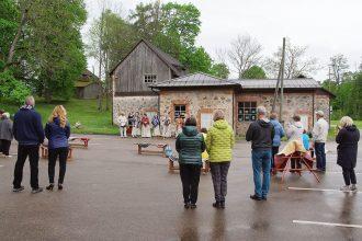 29. maijs Bebrenes pagastā pagāja zem dziedāšanas zīmes