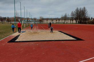 Sporta skolas audzēkņi ir veiksmīgi sagaidījuši pavasari, pašlaik ar nepacietību gaida sacensības