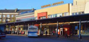 """SIA """"Daugavpils autobusu parks"""" informē par izmaiņām sabiedriskā transporta maršrutos no 1. augusta"""