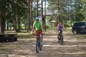 """Daugavas lokos norisinājās aizraujošs vasaras piedzīvojums – """"Tūrisma triatlons 2021"""""""
