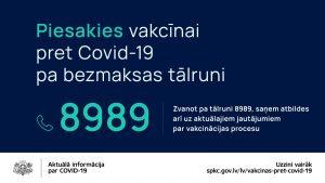 Daugavpilī no 10. augusta sāks darboties vēl divi vakcinācijas punkti tirdzniecības centros