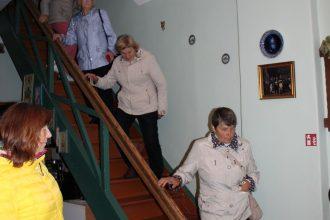 Seniori aktīvisti iepazina Madonas novadu