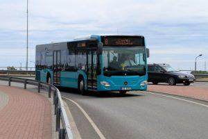 Ieviestas izmaiņas autobusa reisā Rīga–Bebrene