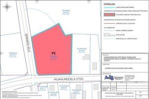 Sabiedriskajai apspriešanai nodos lokālplānojumu nekustamajam īpašumam Zemnieku ielā 42, Ilūkstē