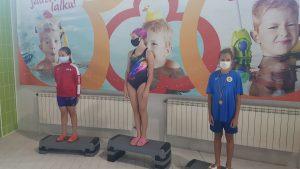 Rūdījuma pārbaudījums peldētājiem Daugavpils startos
