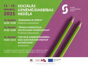 Labklājības ministrija aicina uz Sociālās uzņēmējdarbības nedēļas pasākumiem