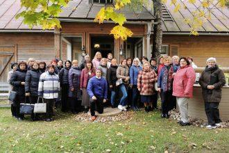 Ilūkstes Raiņa vidusskolas skolotāji iepazīst Jēkabpils novadu