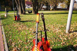 Mūzika Ilūkstes rudenī