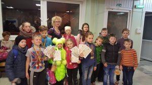 Ilūkstes novada peldētāji demonstrē sacensību prasmes Lietuvā
